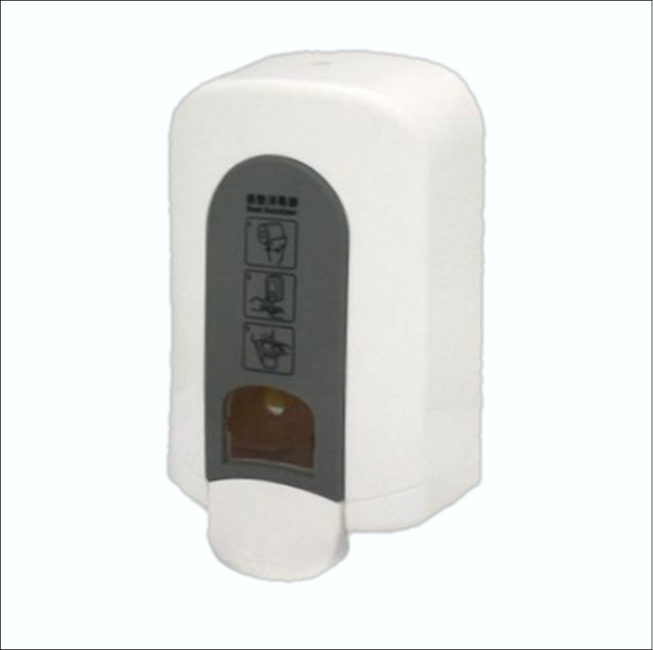Sanitiser Dispenser SD-145R Toilet Seat Bulk Fill