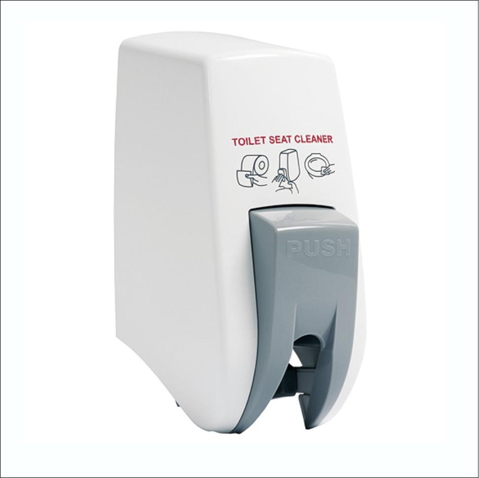 Sanitiser Dispenser TSCD-3501 Toilet Seat 400ml