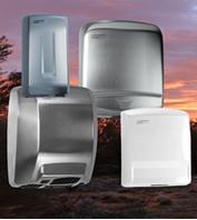 Hand Dryers Conventional Warm Air