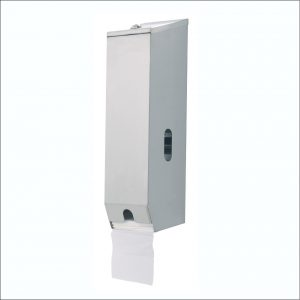 Toilet Roll Dispenser A-833 SS 3Roll