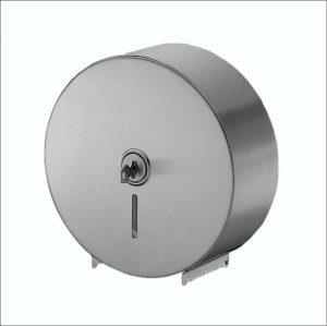 Toilet Roll Dispenser A-841 SS Jumbo
