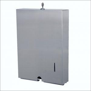 Paper Towel Dispenser A-855 SS Slimline