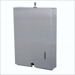 Paper Towel Dispenser A-855 SS Slimline