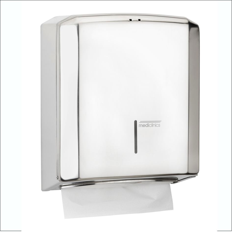 Paper Towel Dispenser DT2106C SS Bright