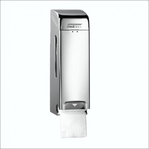 Toilet Roll Dispenser PR0781CS SS Satin 3Roll