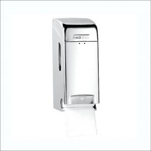 Toilet Roll Dispenser PR0784C SS Bright 2Rolls
