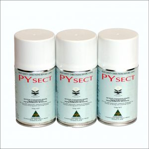 Air Insecticide Refills: Pysect