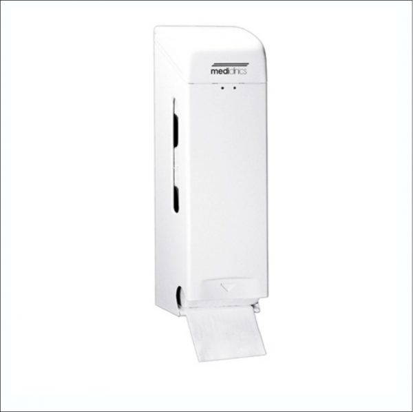 Toilet Roll Dispenser PR0781 White 3Roll