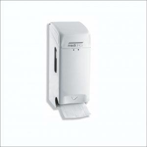 Toilet Roll Dispenser PR0784 White 2Roll
