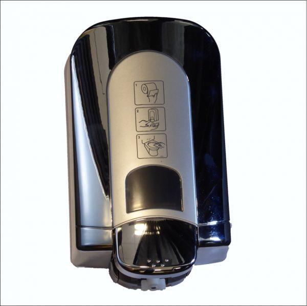 Soap Dispenser SD-165HC Foam Chrome 600ml