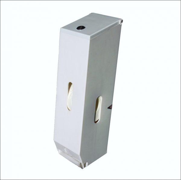 Toilet Roll Dispenser TR3 ABS Plastic 3Roll